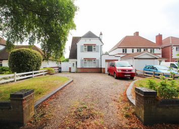 Thumbnail 3 bed detached house to rent in Spencefield Lane, Leicester