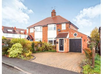 Thumbnail 2 bed semi-detached house for sale in Kings Green Avenue, Kings Norton, Birmingham