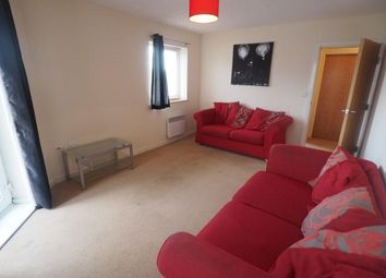 Thumbnail 2 bed flat for sale in Old Harbour Court, Wincolmlee, Hull