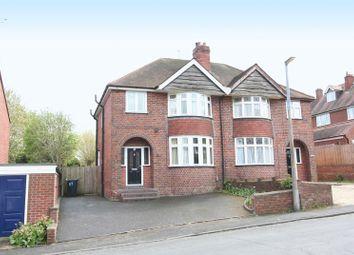 Thumbnail 3 bed semi-detached house for sale in Oak Street, Kingswinford
