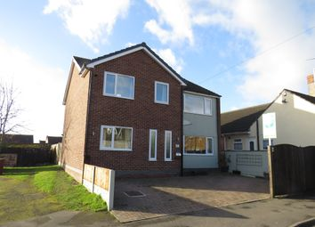 Thumbnail 4 bed detached house for sale in Park Lane, Pinxton, Nottingham