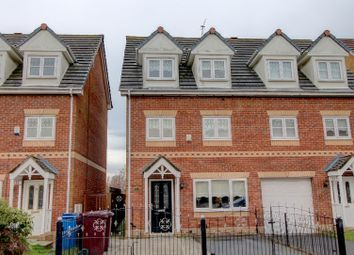 Thumbnail 5 bed semi-detached house for sale in Ambleside Drive, Kirkby, Liverpool