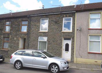 Thumbnail Terraced house for sale in Crawshay Street, Ynysybwl, Pontypridd
