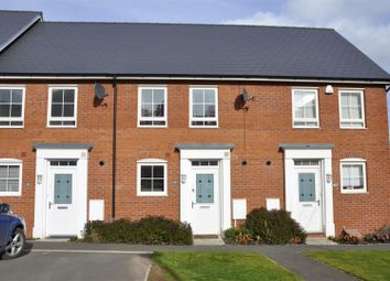 Thumbnail 2 bed terraced house for sale in Hillside Gardens, Pinhoe, Exeter