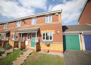 Thumbnail 3 bedroom property for sale in Fireclay Drive, St. Georges, Telford