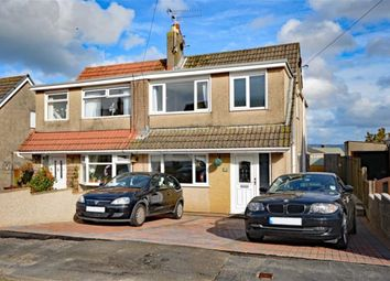 Thumbnail 3 bed semi-detached house for sale in Stonydale, Ulverston, Cumbria