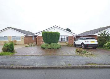 Thumbnail 3 bed detached bungalow for sale in Wallis Close, Dartford, Kent