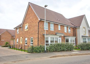 Thumbnail 4 bed detached house for sale in Falcon Way, East Leake, Loughborough