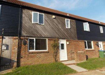 Thumbnail 3 bed terraced house for sale in 15 Trafalgar Close, Peacehaven, East Sussex