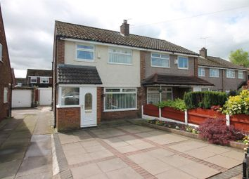 Thumbnail 3 bedroom property for sale in Iona Way, Urmston, Manchester