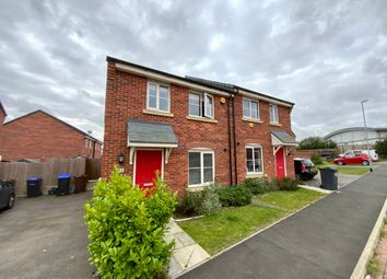 Thumbnail 3 bed semi-detached house for sale in Skimmer Close, Northampton