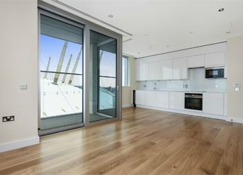 Thumbnail 1 bed flat to rent in Arora Tower, 2 Waterview Drive, Greenwich, London