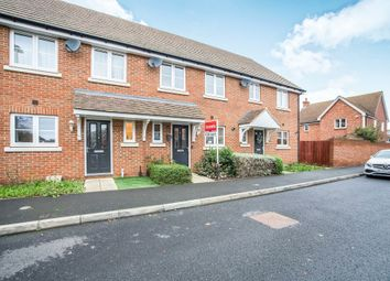 Thumbnail 3 bed terraced house for sale in Eglington Drive, Wainscott, Rochester