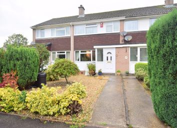 Thumbnail 3 bed terraced house for sale in Willow Road, Tavistock