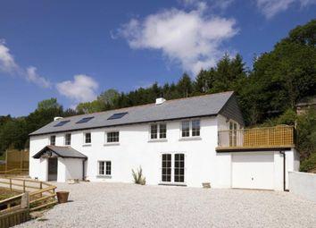 Thumbnail 4 bedroom detached house to rent in Hensbury Lane, Bere Ferrers, Yelverton