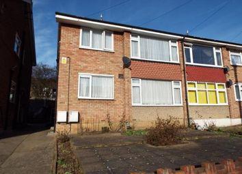 Thumbnail 2 bed maisonette for sale in Redbridge, Essex