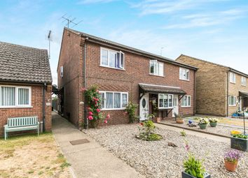 Thumbnail 2 bed semi-detached house for sale in Montbretia Close, Stanway, Colchester