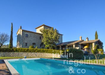 Thumbnail 10 bed country house for sale in Italy, Umbria, Perugia, Todi.