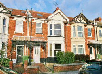 Thumbnail 4 bedroom terraced house for sale in Wimborne Road, Southsea