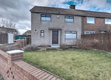 Thumbnail 3 bed semi-detached house to rent in Addington Drive, Middlesbrough