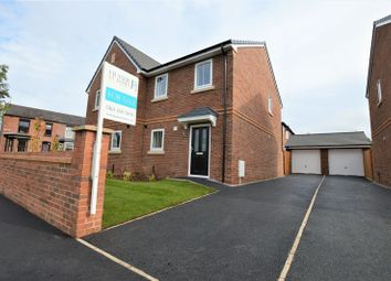 Thumbnail 3 bed semi-detached house for sale in Hallbottom Street, Hyde
