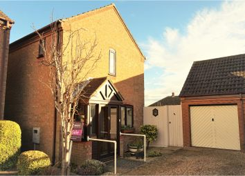 Thumbnail 3 bed detached house for sale in Churchfields Road, Folkingham, Sleaford