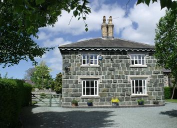 Thumbnail 3 bed detached house for sale in Domgay House, Four Crosses, Llanymynech, Powys
