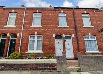 Thumbnail 3 bed maisonette to rent in Park Road, Blyth