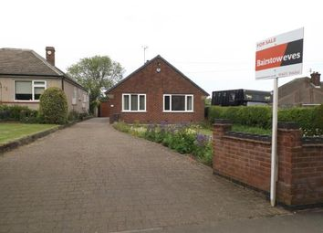 Thumbnail 2 bed bungalow for sale in Carter Lane West, South Normanton, Alfreton, Derbyshire