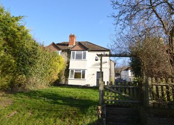 Thumbnail 3 bed semi-detached house for sale in Whinneys Road, Loudwater, High Wycombe