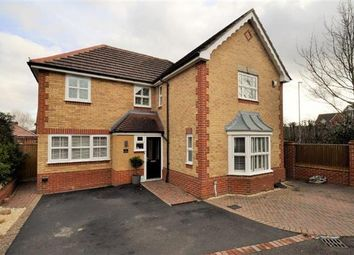 Thumbnail 4 bed detached house for sale in Muscovy Road, Kennington, Ashford
