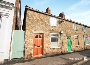 Thumbnail 1 bed end terrace house for sale in High Street, Winterton, Scunthorpe, Lincolnshire