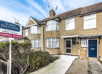 Thumbnail 3 bed terraced house for sale in Denecroft Crescent, Hillingdon, Middlesex