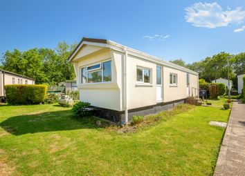 Thumbnail 1 bed mobile/park home for sale in Brook Way, St. Ives, Huntingdon