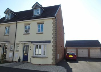 Thumbnail 4 bed town house for sale in Porth Y Gar, Bynea, Llanelli