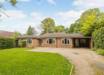 Thumbnail 3 bedroom detached bungalow for sale in Fir Toll Road, Mayfield