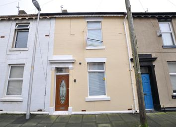 Thumbnail 2 bed terraced house for sale in Grafton Street, Blackpool, Lancashire