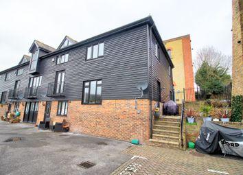 Thumbnail 3 bed end terrace house for sale in Farleigh Bridge, East Farleigh, Maidstone