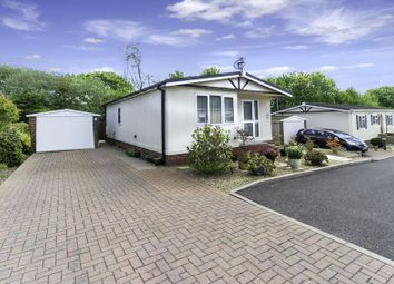 Thumbnail 2 bedroom mobile/park home for sale in Little Dawley Close, Severn Gorge Park, Madeley, Telford, Shropshire.