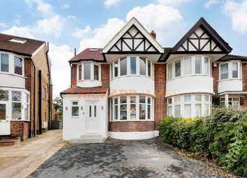Thumbnail 5 bed semi-detached house for sale in Maxwelton Close, London