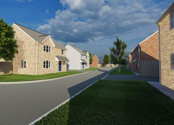 Thumbnail 3 bed detached house for sale in Ashfield Gardens, Isleham, Ely