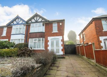 Thumbnail 3 bed semi-detached house to rent in Valley Road, Nottingham