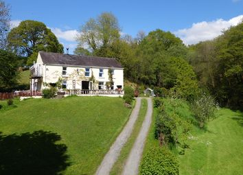 Thumbnail 6 bed detached house for sale in Babel, Llandovery