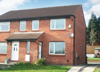 Thumbnail 3 bed property to rent in Abbeydale Oval, Leeds