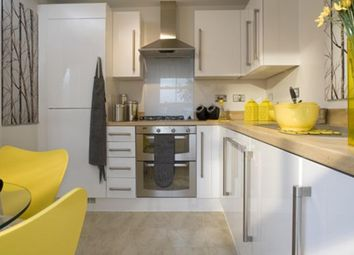 "Thumbnail 4 bed end terrace house for sale in ""Woodcote"" at Langaton Lane, Pinhoe, Exeter"