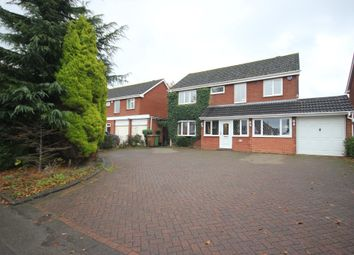 Thumbnail 4 bed detached house for sale in Blossomfield Road, Solihull