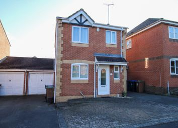 Thumbnail 3 bed detached house for sale in Naseby Drive, Lang Farm, Daventry