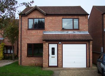 Thumbnail 3 bed property to rent in Bracken Close, Leasingham, Sleaford