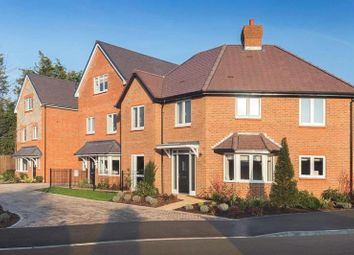 Thumbnail 3 bed detached house for sale in Cresswell Park, Roundstone Lane, Angmering