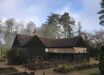 Thumbnail 3 bed cottage to rent in Ranmore Common, Dorking